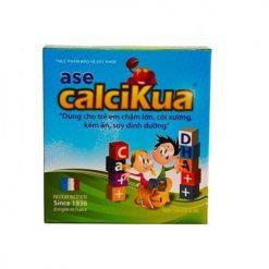Canxi dạng cốm Ase Calcikua bé cao khỏe trẻ thông minh thuoctotso1.com