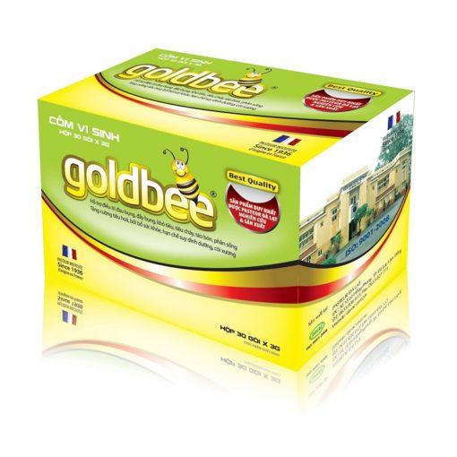 cốm vi sinh Goldbee không còn khó tiêu bé yêu mau lớn thuoctotso1