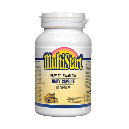 thuốc bổ đa năng Multistart Natural Factors