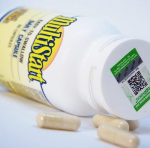 thuốc bổ đa năng Multistart Traphaco