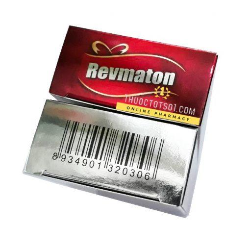 thuốc đông dược cổ truyền revmaton không còn đau khớp chính hãng