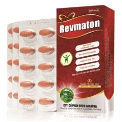 thuốc đông dược cổ truyền revmaton không còn đau khớp Danapha
