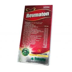 thuốc đông dược cổ truyền revmaton không còn đau khớp độc hoạt tang ký sinh