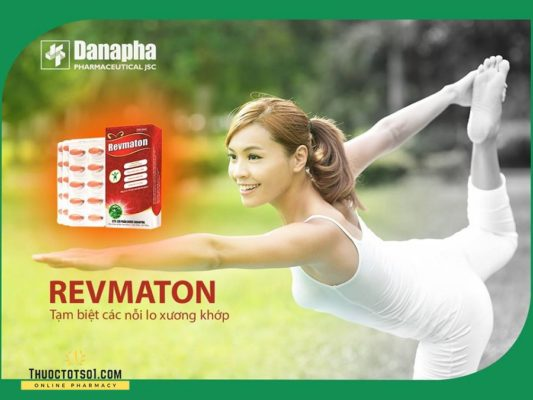 thuốc đông dược cổ truyền revmaton không còn đau khớp tạm biệt nỗi lo