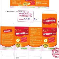 thuốc đông dược New Artisonic có ích cho gan Danapha 1