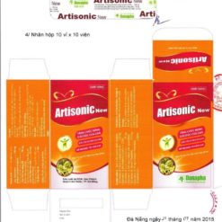 thuốc đông dược New Artisonic có ích cho gan Danapha 2