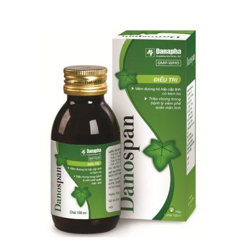 thuốc ho thảo dược Danospan người bạn của đường hô hấp thuoctotso1