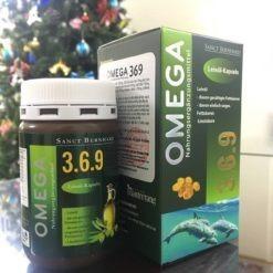 Omega 369 dầu hạt lanh cung cấp acid béo từ thực vật sản phẩm cao cấp
