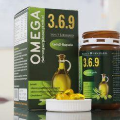 Omega 369 dầu hạt lanh cung cấp acid béo từ thực vật thuoctotso1.com