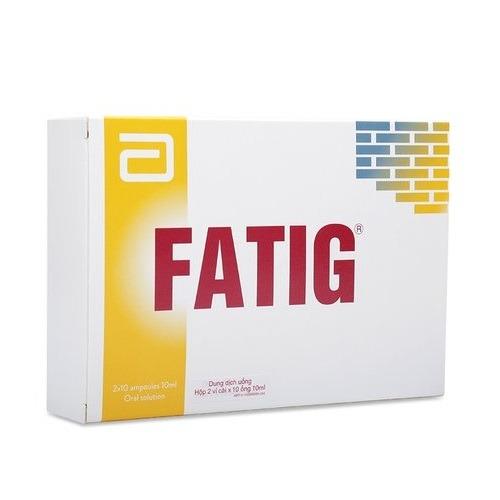 thuốc bổ Fatig có ích khi dưỡng bệnh bổ sung calci magnesi phospho abbott