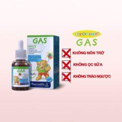Fitobimbi Gas giúp trẻ hết nôn trớ ọc sữa đầy bụng khó tiêu an toàn hiệu quả