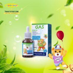 Fitobimbi Gas giúp trẻ hết nôn trớ ọc sữa đầy bụng khó tiêu thuoctotso1