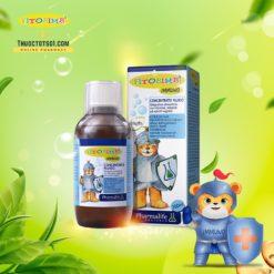 Fitobimbi Immuno tăng cường miễn dịch cho bé từ thảo dược châu Âu thuoctotso1