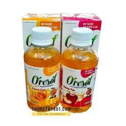 Dung dịch Oresol kết hợp thymomodulin chai to 250ml