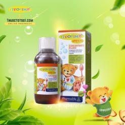 Fitobimbi Appetito siro trị biếng ăn cho trẻ 3 tác động toàn diện thuoctotso1