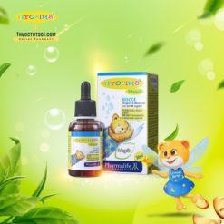 Fitobimbi Sonno giúp bé ngủ ngon không còn khó chịu thuoctotso1