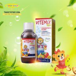 Fitobimbi Vitemix cung cấp vitamin và khoáng chất thiên nhiên thuoctotso1