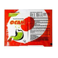 bột cốm thảo dược Ocam giảm viêm loét dạ dày tá tràng thảo dược