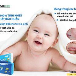 kem trị nứt núm vú Nipcare an toàn tuyệt đố cho trẻ sơ sinh