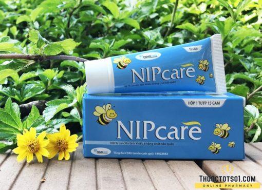 kem trị nứt núm vú Nipcare mua online tại thuoctotso1 giao hàng tận nhà