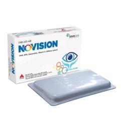 viên bổ mắt Novision giúp sáng mắt & tăng cường thị lực thuoctotso1