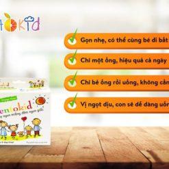 Zentokid giúp trẻ ăn ngon miệng ngủ ngon giấc chất lượng đảm bảo
