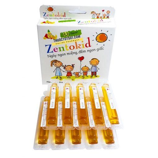 Zentokid giúp trẻ ăn ngon miệng ngủ ngon giấc CPC1 Hà Nội
