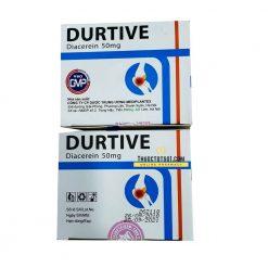 Durtive diacerein thuốc điều trị thoái hóa khớp chính hãng