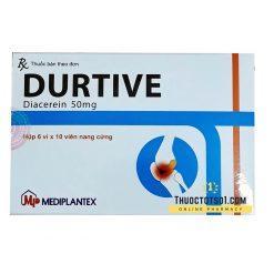 Durtive diacerein thuốc điều trị thoái hóa khớp thuoctotso1
