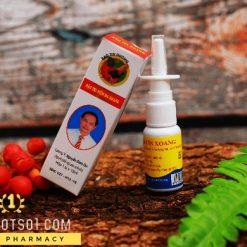 thuốc đông dược Bảo Tín Xoang đặc trị viêm đa xoang thảo dược
