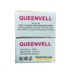 kem dưỡng da Queenvell giữ ẩm mờ nhăn chống lão hóa chính hãng