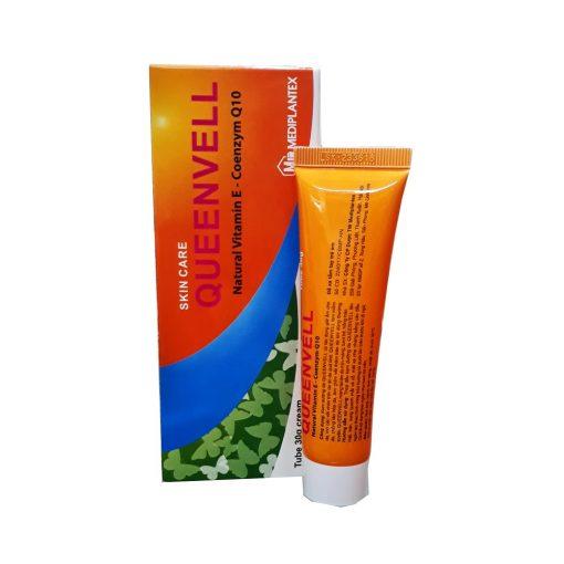 kem dưỡng da Queenvell giữ ẩm mờ nhăn chống lão hóa Mediplantex