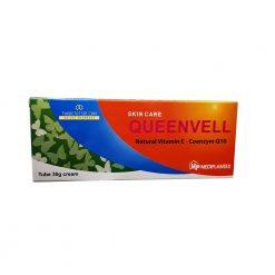 kem dưỡng da Queenvell giữ ẩm mờ nhăn chống lão hóa thuoctotso1.com