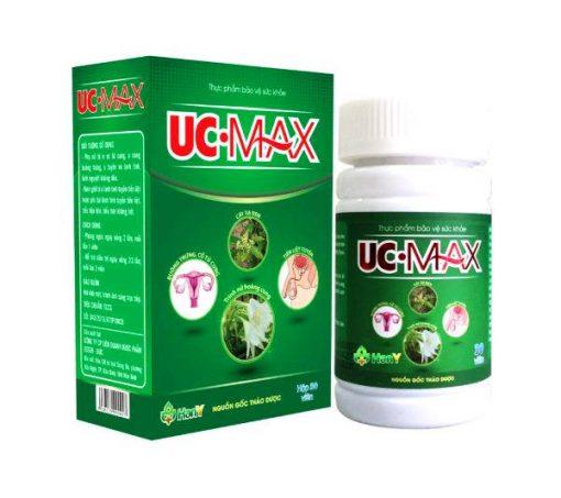 UC Max khắc tinh u tử cung u tiền liệt tuyến thuoctotso1.com