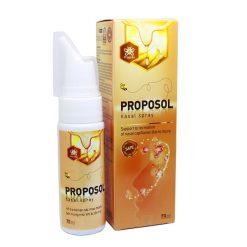 xịt mũi keo ong Proposol tái tạo mao mạch mũi bị viêm DK Pharma