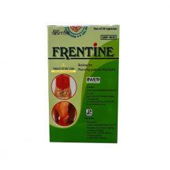 Frentine thuốc điều trị đau dây thần kinh toa và liên sườn TW3