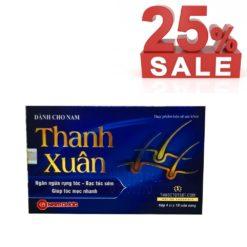 viên uống chống rụng tóc nam Thanh Xuân Nam Dược thuoctotso1.com