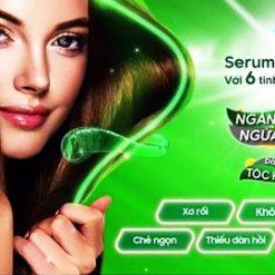 serum dưỡng tóc NNO Hair ngăn ngừa 7 dấu hiệu tóc hư tổn công dụng