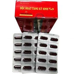độc hoạt tang ký sinh TW3 trừ phong thấp bổ khí huyết chất lượng cao