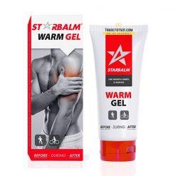 gel làm nóng cơ Starbalm giảm đau giảm mỏi giúp thư giãn cơ thuoctotso1