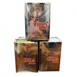 thuốc Crila Forte điều trị tuyến tiền liệt và u xơ tử cung thuoctotso1