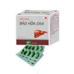 thuốc đông dược Bảo Hòa Can điều trị viêm gan mụn nhọt lở ngứa thuoctotso1