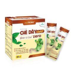 chè dây Bình Vị Gel Zero điều trị viêm loét dạ dày cho người tiểu đường thuoctotso1