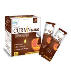 Curmin Nano Bình Vị Gel giảm ợ chua đau rát thượng vị trào ngược dạ dày thuoctotso1