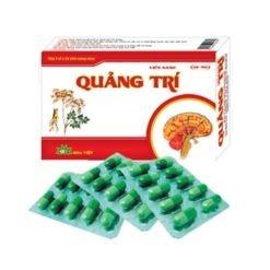 thuốc hoạt huyết Quảng Trí điều trị tiền đình mất ngủ đau mỏi vai gáy thuoctotso1