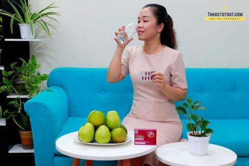 viên linh chi Surbex Lingzhi hỗ trợ nâng cao đề kháng & chức năng gan bồi bổ cơ thể