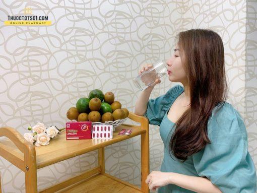 viên linh chi Surbex Lingzhi hỗ trợ nâng cao đề kháng & chức năng gan tươi trẻ mỗi ngày
