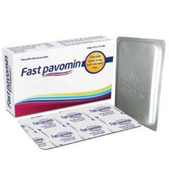 Fast Pavomin giảm ốm nghén chán ăn buồn nôn cho mẹ bầu CPC1HN