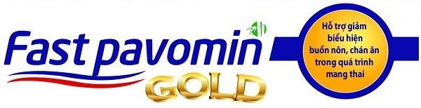 Fast Pavomin giảm ốm nghén chán ăn buồn nôn cho mẹ bầu