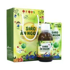 Siro Ăn Ngon giúp bé ăn ngon miệng tăng cường hấp thu thuoctotso1